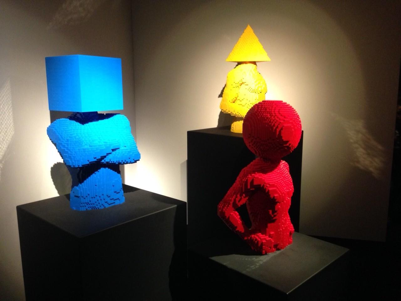 The Art of Brick : Nathan Sawaya expose LEGO à Paris ...