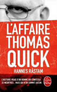 affaire thomas quick livre de poche