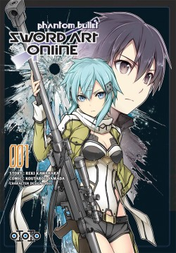 sword art online phantom bullet manga