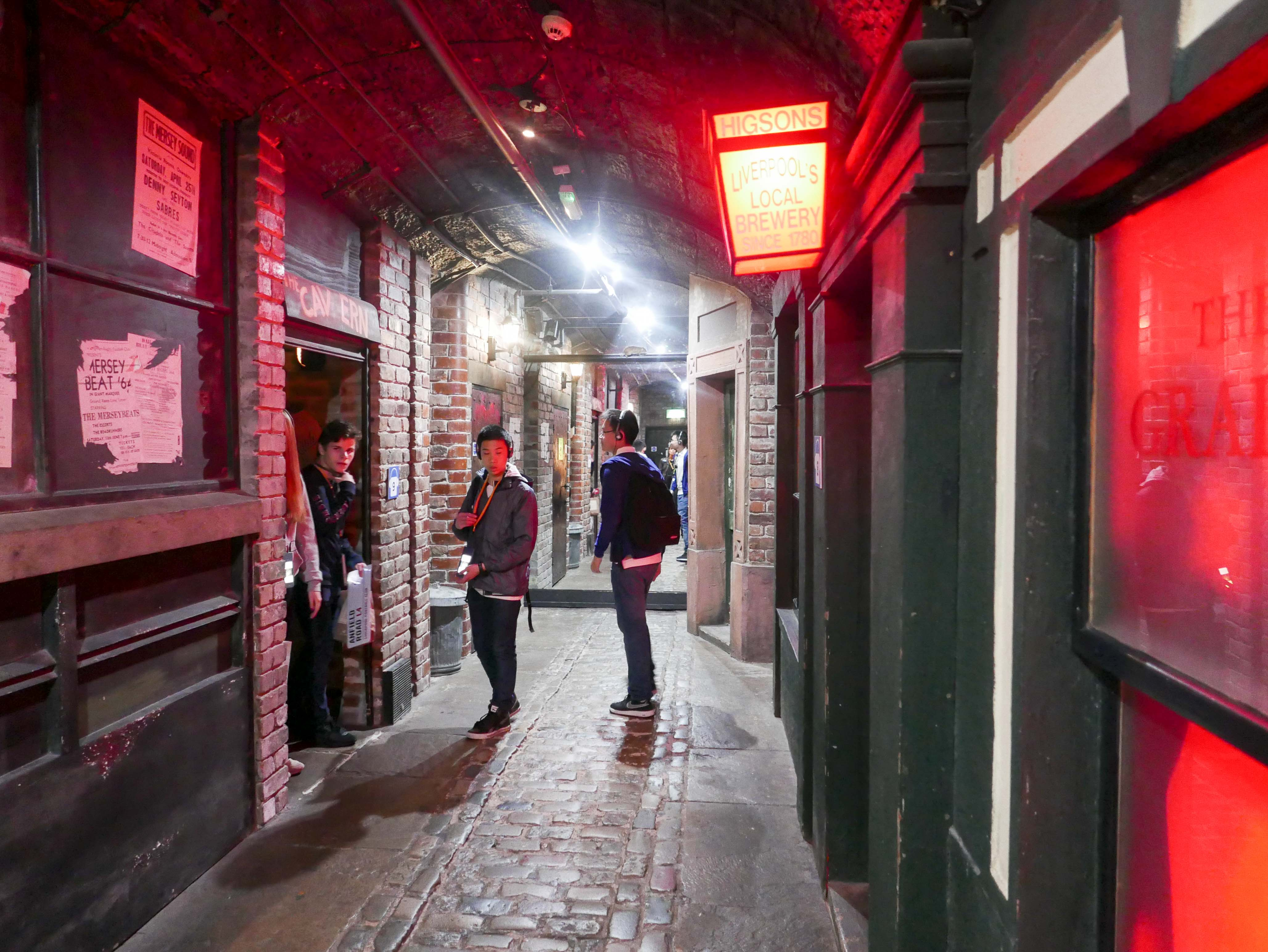 cavern pub beatles