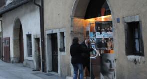 Interview de Gaby Girod, gérante du cinéma «La Grange» à Delémont