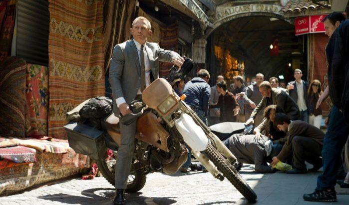 Daniel Craig en James Bond