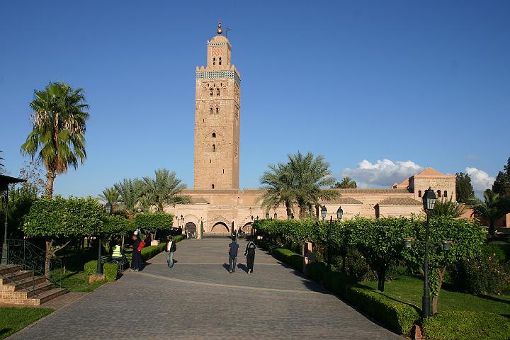 Voyage culturel et cin phile au maroc lifestyle oblikon for Jardin koutoubia