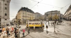 Lisbonne pour un week-end chaleureux