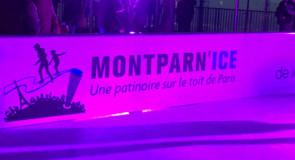 Montparn'Ice : une patinoire avec vue sur Paris à l'Observatoire Panoramique de la Tour Montparnasse