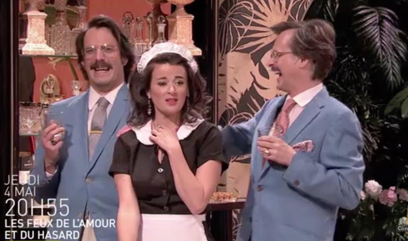 La Comédie presque Française