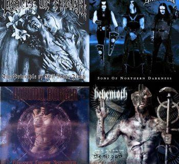 top4 black metal