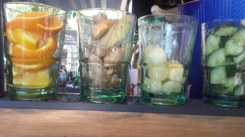 Photo 6_Produits frais pour cocktails