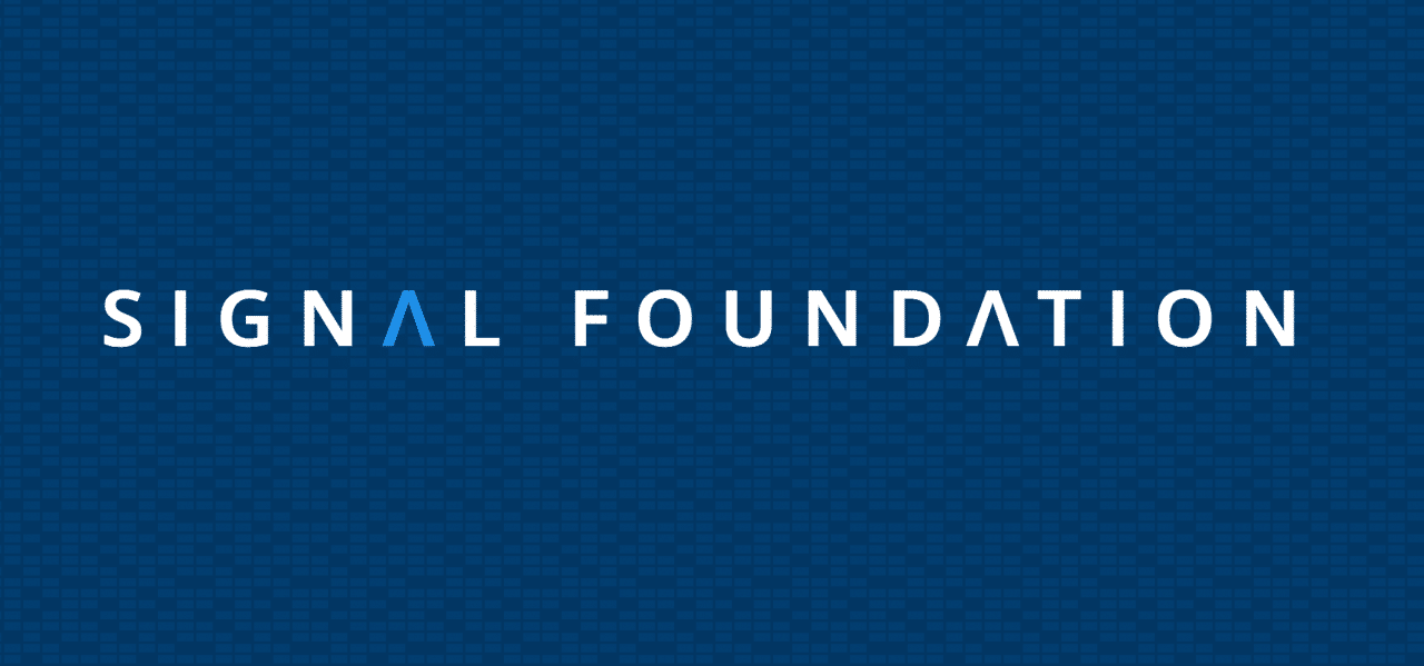 signal foundation logo