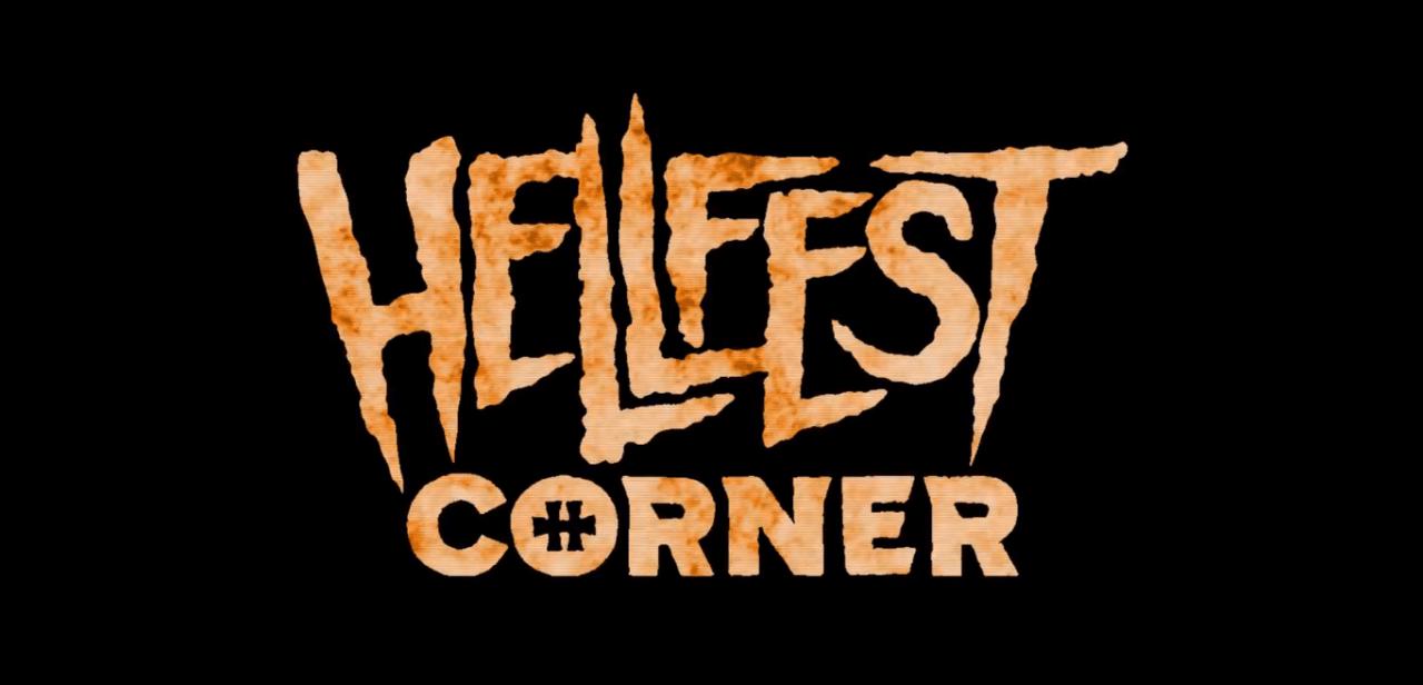 hellfest corner