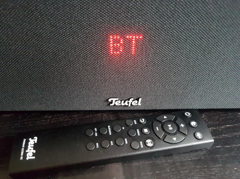 barre de son avec bluetooth
