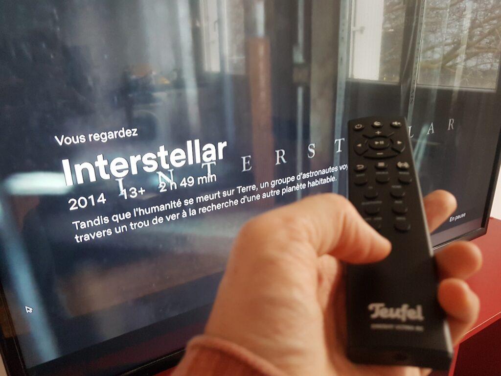 interstellar home cinema