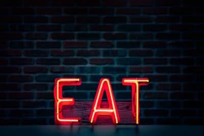 Luminaire restaurant